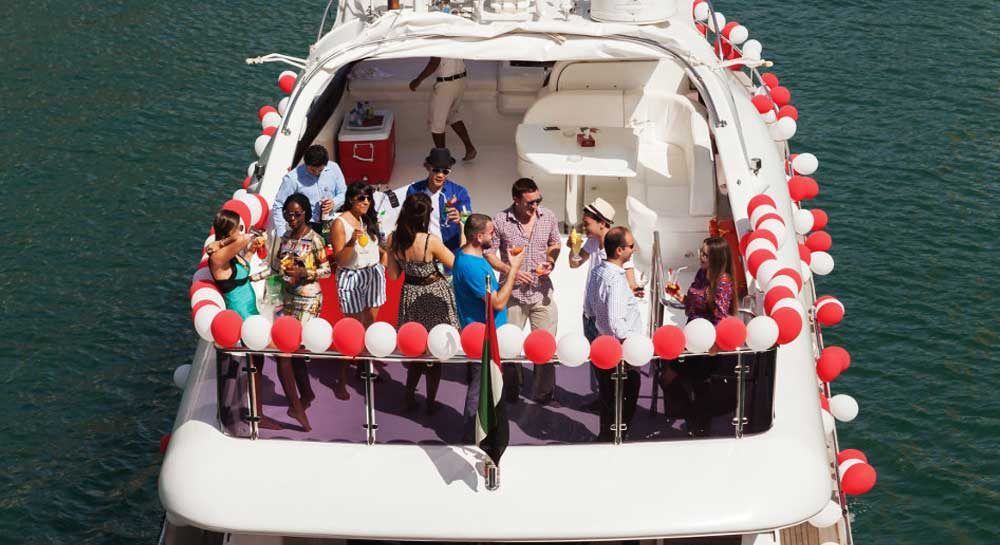 Celebrate Birthday on a Yacht in Mumbai