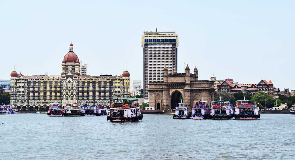 Mumbai Harbour Cruise