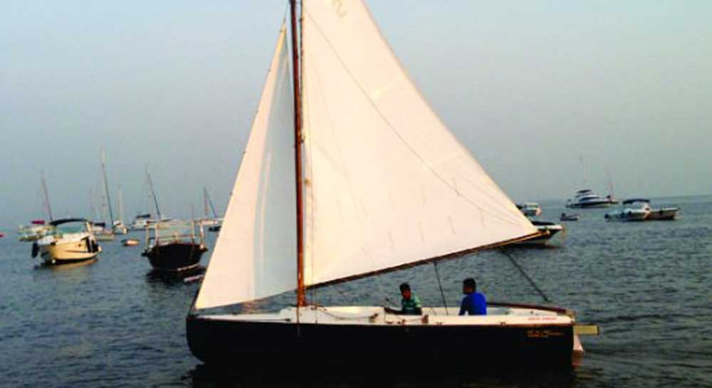 Beginners Sailing Course in Mumbai