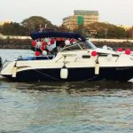 Drago 660 Speedboat on Charter in Mumbai from Gateway of India