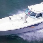 Dubai Marine 36 Speedboat on Charter in Mumbai from Gateway of India