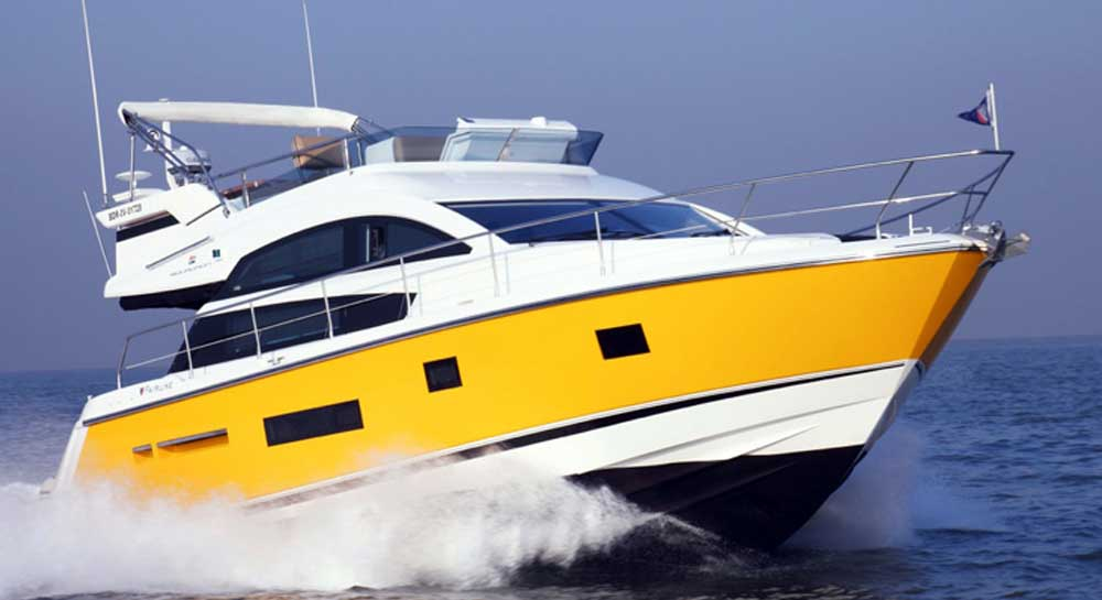 Fairline 42 Motor Yacht on Charter in Mumbai