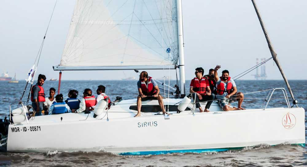 Fareast 26 Sail Yacht on Charter in Mumbai