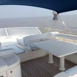 Ferretti 880 Yacht on Charter in Mumbai
