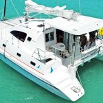 Island Spirit 401 Catamaran Yacht on Charter in Mumbai