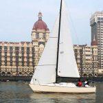J24 Sailboat on Charter in Mumbai
