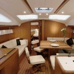 Jeanneau 45 Sail Yacht on Charter in Mumbai
