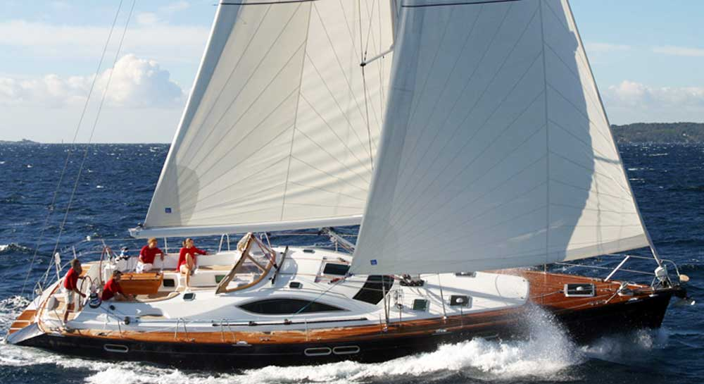Jeanneau 54 Sail Yacht on Charter in Mumbai