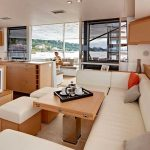 Lagoon 560 Catamaran Yacht on Charter in Mumbai