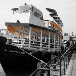 Party Ferry Boat (Black) on Charter in Mumbai