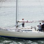 Sigma 33 Sail Yacht on Charter in Mumbai