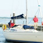 Sigma 33 Sail Yacht on Charter in Mumbai`